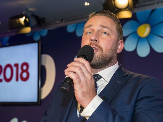 Swedish General Election