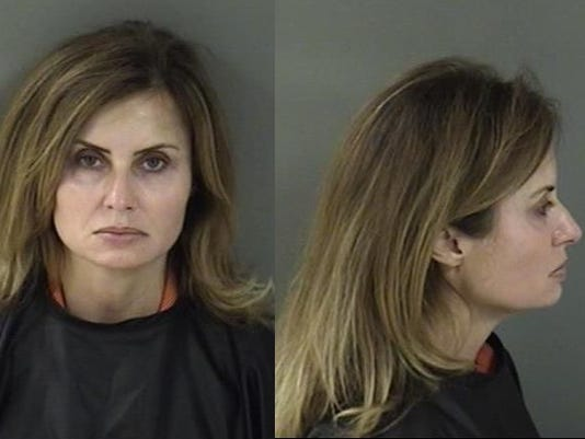 Angela Shelton crime jail mugshot