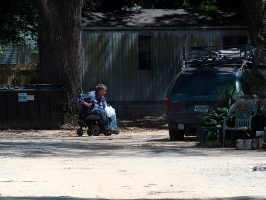 Escambia County officials are looking into possible