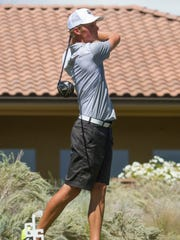 Region 9 boys compete at Green Springs Golf Course