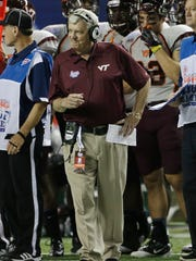Head coach Frank Beamer needs to revive the Hokies' anemic offense to take advantage of his team's formidable defense.