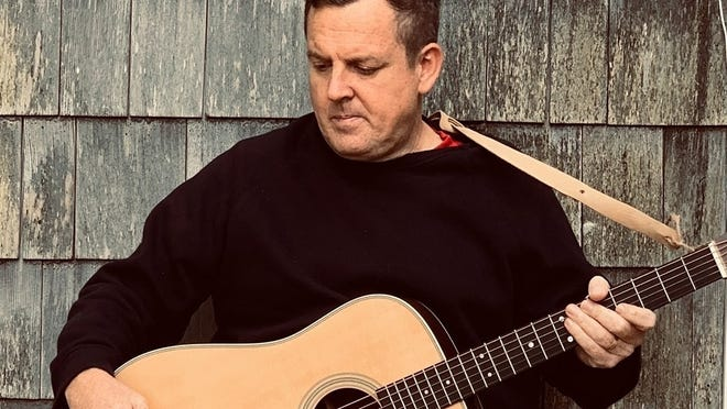 "Milton's Bryan Porter Hinkley's new solo album is titled, ""We Live Through It."""