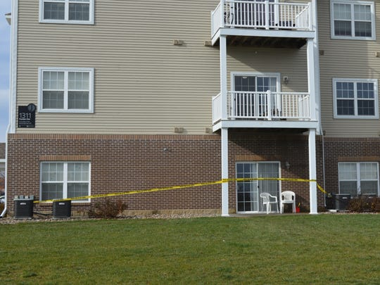 Police are investigating a homicide after a man was killed in an Ames Apartment early Saturday morning.