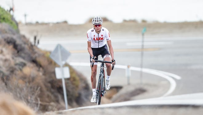 Byrd's Logan McLain begins the cycling nationals Thursday in Maryland.