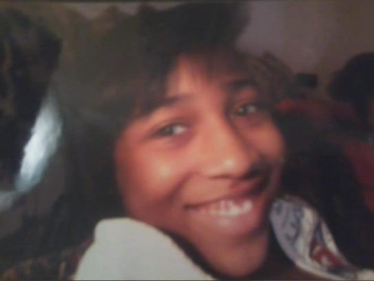 Stoni Blair, 13, was found in a freezer at her mother's