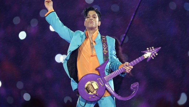 The Indianapolis Symphony Orchestra will perform the music of Prince on Oct. 14 at Hilbert Circle Theatre.