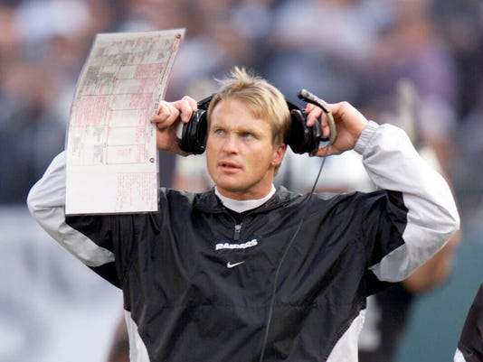 Report: ESPN's highest-paid on-air employee is Jon Gruden