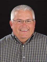 Former Register sports columnist Rick Brown