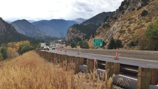 CDOT had a public meeting Tuesday night to discuss any issues with the new toll on the I-70.