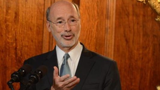 Gov. Tom Wolf is weighing his options after the state's Commonwealth Court pulled the plug on his efforts to give home healthcare workers union rights.