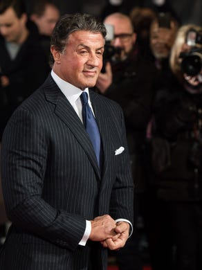 """In the 1980s a police report details an  16-year-old girl consented to having sex with Sylvester Stallone in Las Vegas.  However she felt intimidated into having group sex with him and his bodyguard. Stallone's rep says """" """"This is a ridiculous, categorically false story."""""""