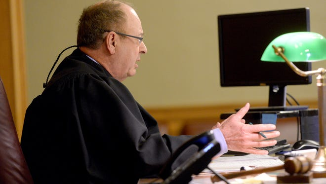 Ingham County Circuit Court Judge William Collette, 73, has plans to retire this summer.