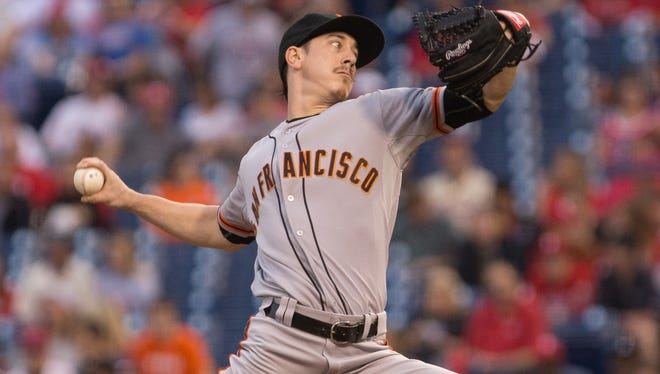 Former Giants star Tim Lincecum will pitch in Reno on Tuesday against the Aces.