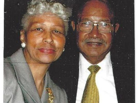 Anniversaries: Rev. Dr. Norman Reed Reed & May F. Lindsey Reed