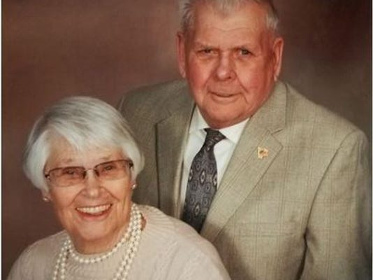 Anniversaries: Malcolm Melin & Alice Melin