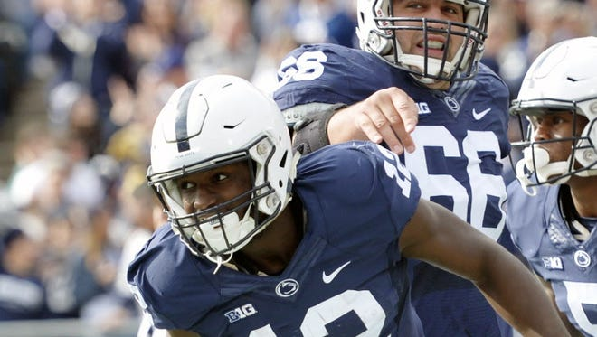 What will the new-quarterback transition be like for standout receivers like Chris Godwin (12) and DaeSean Hamilton (5) next season?