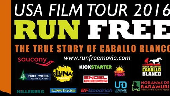"""The Asheville premier of """"Run Free"""" will be Feb. 29 at the Carolina Cinemas in South Asheville."""