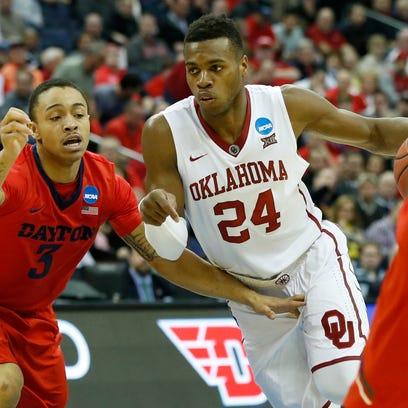 NCAA Basketball: NCAA Tournament-3rd Round-Oklahoma vs Dayton