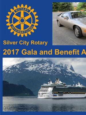 Silver City Rotary Club 2017 Gala and Benefit Auction.