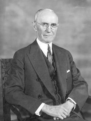 Fairleigh S. Dickinson, namesake of Fairleigh Dickinson University, which is celebrating its 75th anniversary this year.