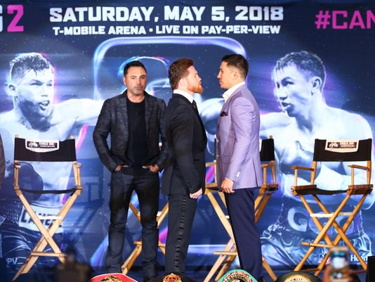 Chivas Regal and fans of the Chivas Fight Club join Gennady 'GGG' Golovkin as he discusses his anticipated rematch at LA LIVE on February 27 in Los Angeles