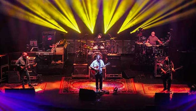 Widespread Panic plays in Charlotte on New Year's Eve.