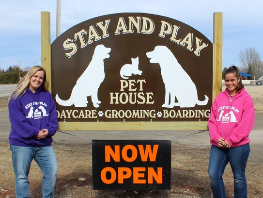 Sherry Slife and Cassandra Running opened Stay and