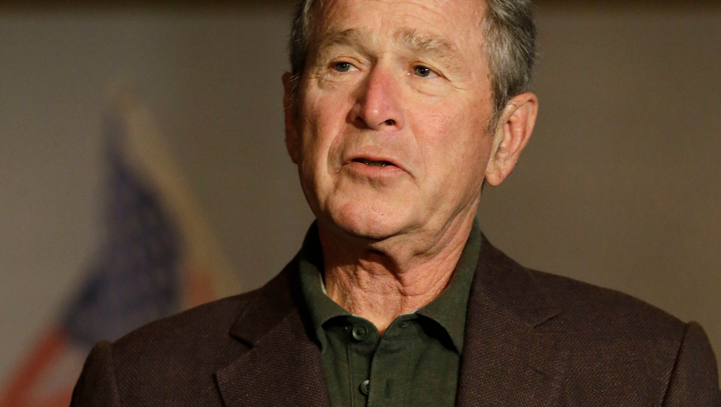 George W. Bush, artist, has best seller with 'Portraits of ... George Bush