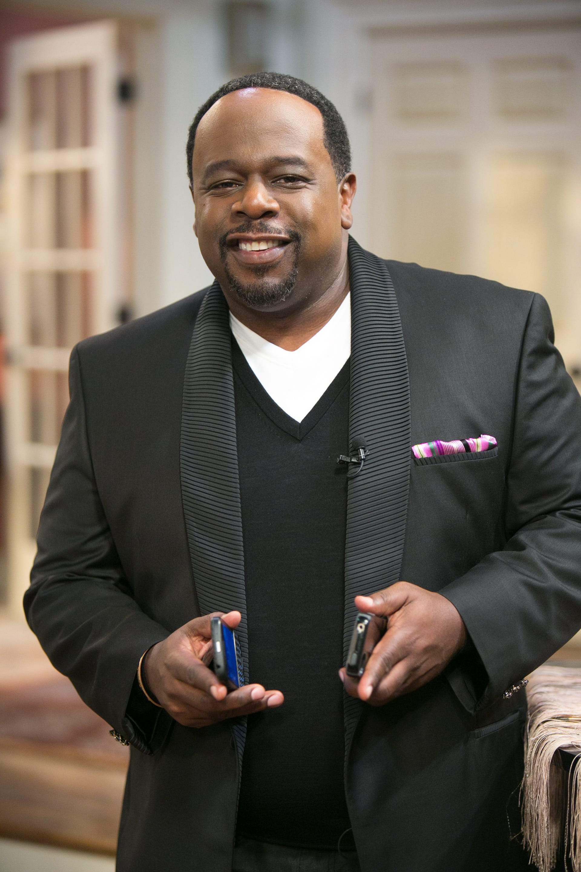 cedric the entertainer barbershop