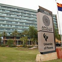 Apollo Education Group Inc., Phoenix   Adult education   12-month revenue: $2.7 billion   12-month income: $78 million   Capitalization: $1.3 billion
