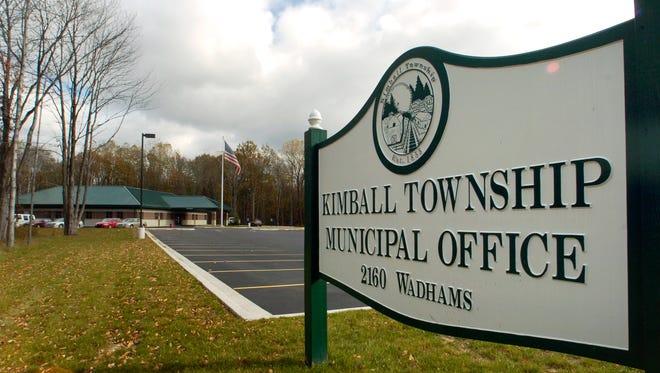Kimball Township Hall