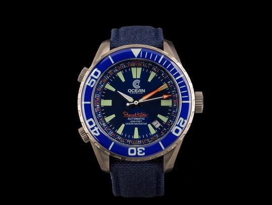 An Ocean Crawler watch.
