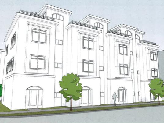 Ansay development proposes three-story apartment building near Port Washington harbor