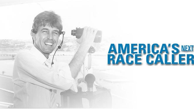 "Del Mar is staging the ""America's Next Race Caller"" contest to see who might be the next Trevor Denman. Note: He's not going anywhere."