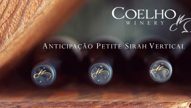 Coelho Winery will be hosting a special library tasting event.