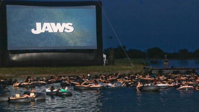 """'Jaws' on the Water"""