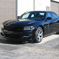 2017 Dodge Charger taps into muscle car mania