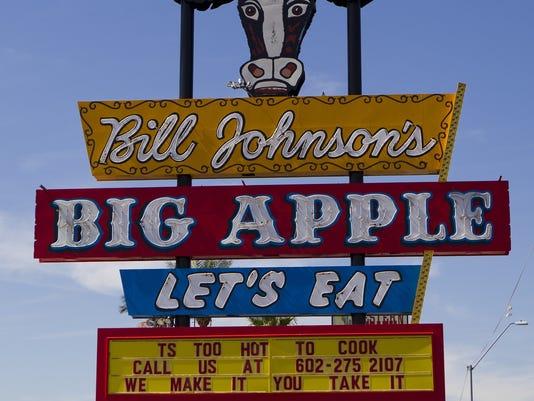 bill johnson's