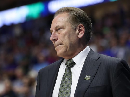 Michigan State head coach Tom Izzo has been to seven Final Fours.