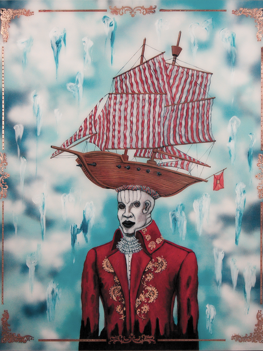 CapitaineTonnere FSU Art Show