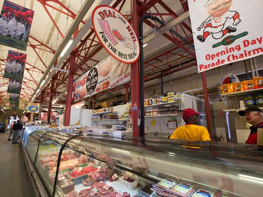 Public markets are making a comeback just not yet in for Fish market louisville ky