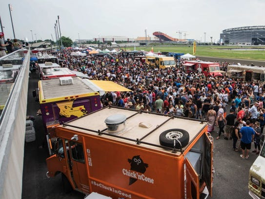 Philly Food Truck Festival