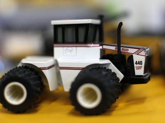 2 Tractor