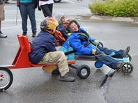 Winners: Cub Scouts hold Scout Show at Home Depot