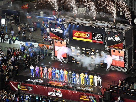 NASCAR: Advance Auto Parts Clash At Daytona