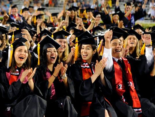 Your Say 0630 AP University of Georgia Graduation