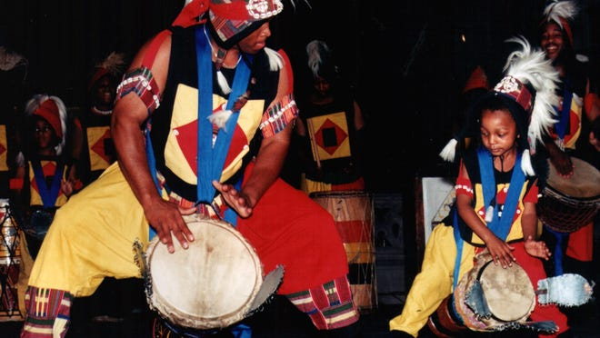 Unity Community Center's Universal African Dance & Drum Ensemble will be among the acts kicking off the free Hub City Sounds Festival on Aug. 8 that continues through Sept. 26 throughout New Brunswick.