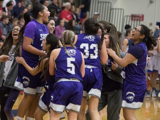 Spanish Springs beat Reno, 52-50, for the first time