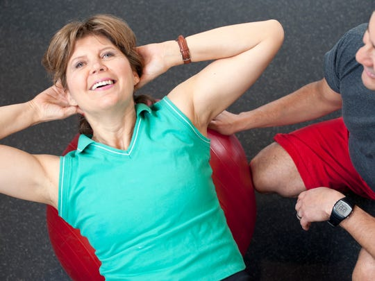 Getting a personal trainer is the best way to make sure you are doing the correct exercises and doing them properly.
