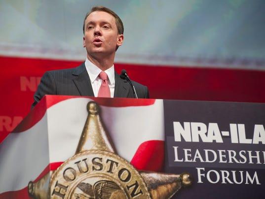 AP NRA CONVENTION A USA TX